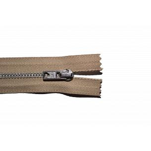 Picture of Beige Nickel Closed End Trouser Zips