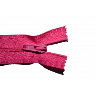 Picture of Cerise Nylon Open End Zip