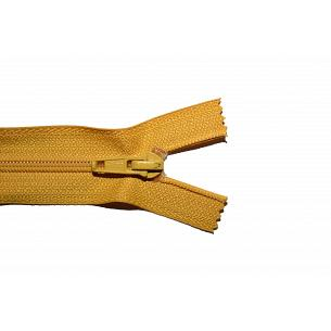 Picture of Gold Nylon Open End Zip