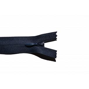 Picture of Invisible Concealed Closed End Zip 560 Navy Blue