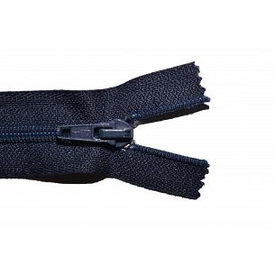 Picture of Navy Blue Nylon Open End Zip