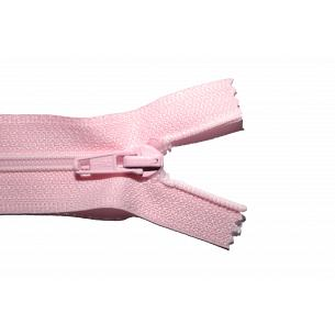 Picture of Pink Nylon Open End Zip