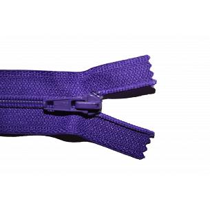 Picture of Purple Nylon Open End Zip