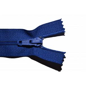 Picture of Royal Blue Nylon Open End Zip